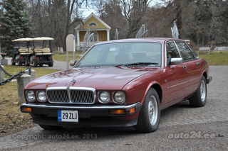 Jaguar XJ6 sovereign 4.0 170kW