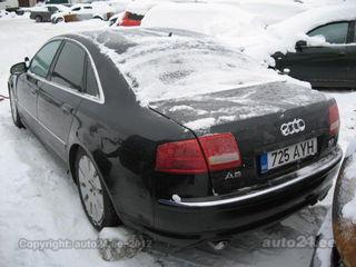 Audi A8 4.2 259kW
