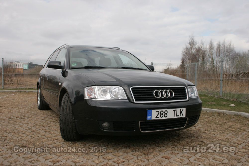 audi a6 avant quattro 2 5 v6 tdi 132kw. Black Bedroom Furniture Sets. Home Design Ideas