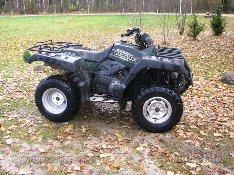 yamaha grizzly 600 4x4 ultramatic