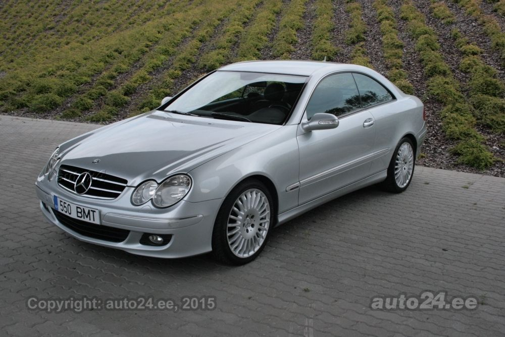 mercedes benz clk 220 cdi avantgarde 2 2 110kw. Black Bedroom Furniture Sets. Home Design Ideas