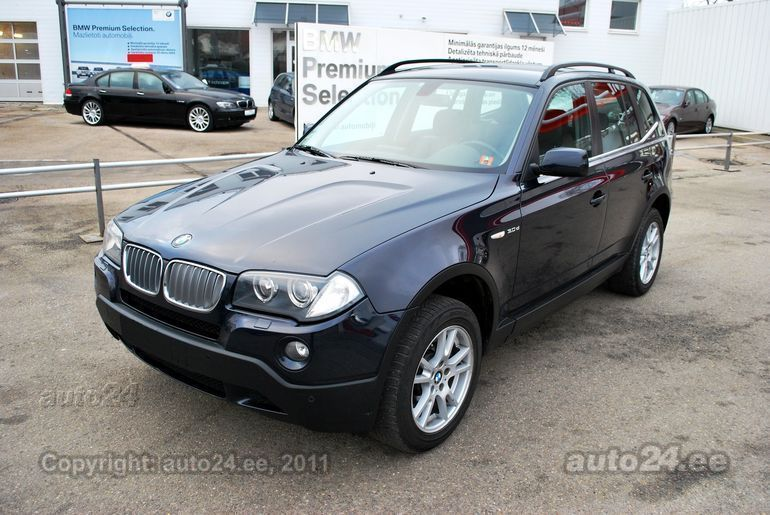bmw x3 3 0 d 160kw. Black Bedroom Furniture Sets. Home Design Ideas