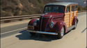 VIDEO: Jay Leno's Garage - Ford V8 Woodie Restomod