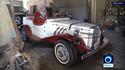 VIDEO: Palestiinlane ehitas moodsa versiooni 1927. aasta Mercedesest