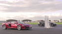 Kes on kiirem: Tesla Model S P85D vs McLaren 650S