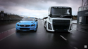 VIDEO: The Iron Knight vs Volvo S60 Polestar