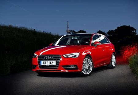 Audi A3 on World Car of the Year 2014