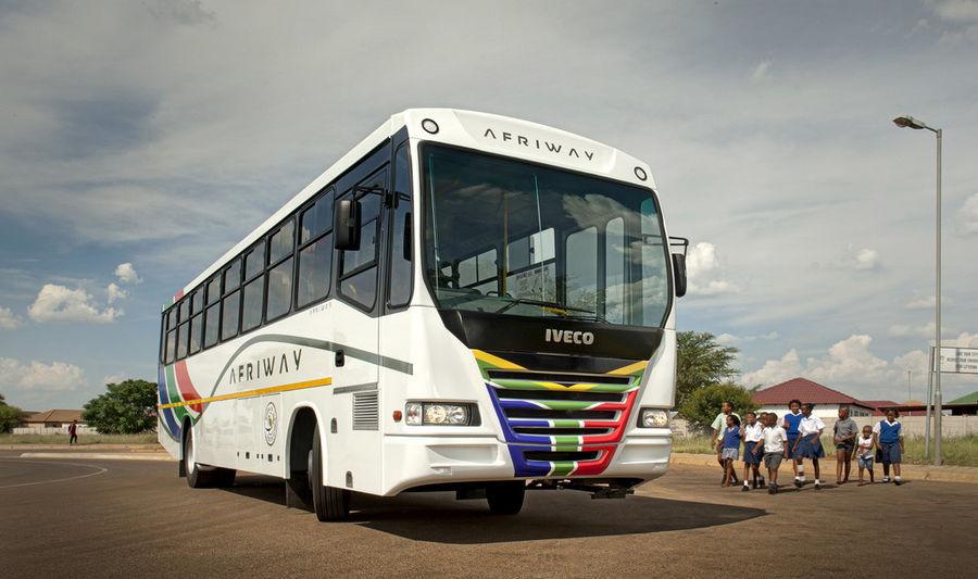 Iveco toodab busse Aafrika jaoks