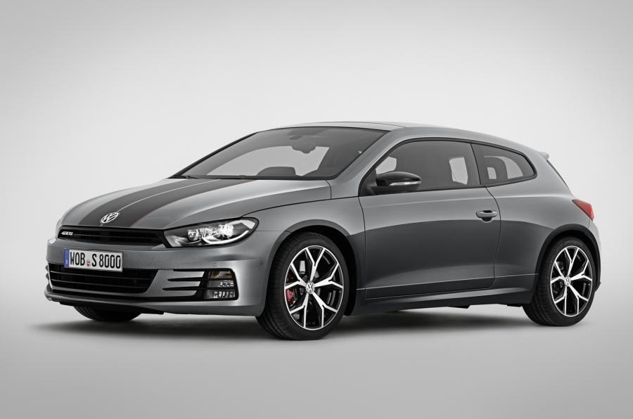 VW Scirocco saab augustiga ajalooks