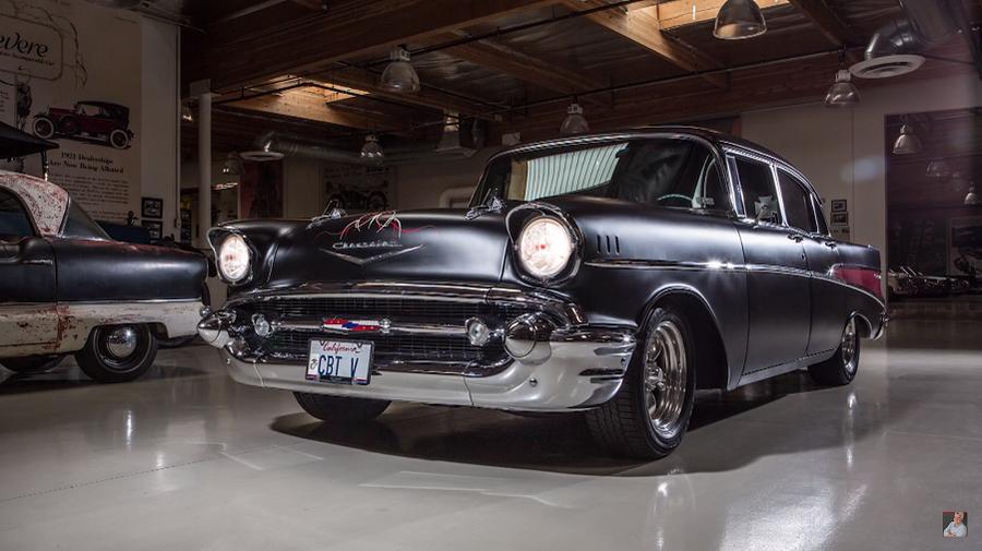 Jay Leno's Garage: 1957 Chevrolet 210