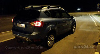 Ford Kuga DM2 2.0 TDI 100kW