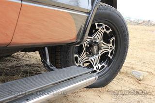Ford F-150 Harley Davidson Lariat 5.4 V8 221kW