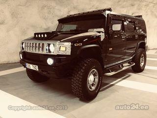 Hummer H2 AMG ATM 4x4 Exclusive 6.0 V8 Vortec 234kW