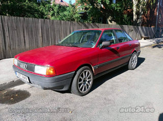 Audi 80 1.8 66kW