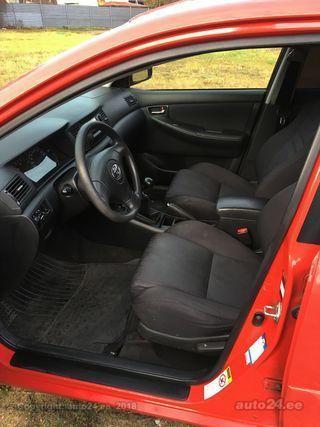 Toyota Corolla 1.4 71kW