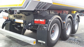 Wielton NW3 S26 HPKCSL48 Hardox Super Light