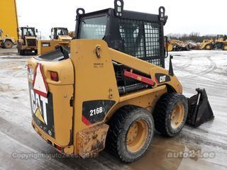 CAT / Caterpillar 216B-3 35kW