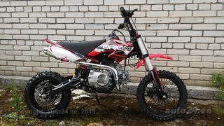 Apollo Orion Pitbike 125 6kW