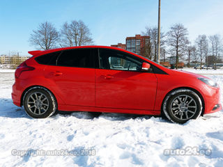 Ford Focus ST 2.0 turbo 184kW