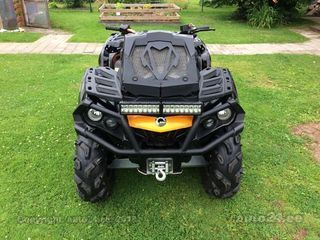 Can-Am V2 66kW