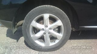 Nissan Murano CVT Tekna Pack Executive 3.5 188kW