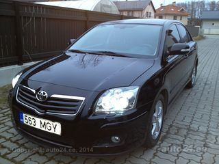 1096af39f36 Toyota Avensis T25 Linea Sol Technical 2.0 VVT-i 108kW - auto24.ee