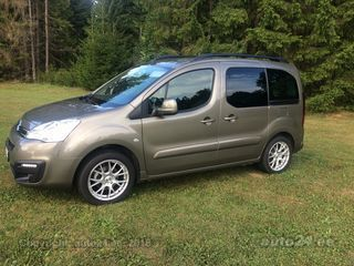 Citroen Berlingo 120 1.6 BlueHdi 88kW