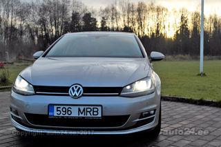 Volkswagen Golf Highline 2.0 110kW