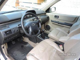 Nissan X-Trail 2.2 TDI 84kW