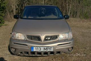 Chevrolet TransSport GM200 3.4 V6 138kW