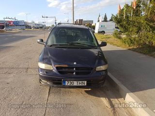 Chrysler Grand Voyager 3.3 116kW