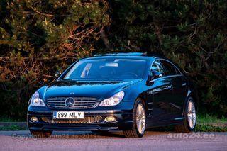 Mercedes-Benz CLS 500 V8 5.0 V8 225kW