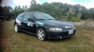 Honda Civic 1.6 vtec 118kW