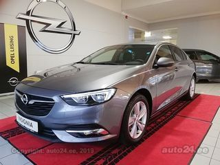 Opel Insignia Grand Sport Excite 1.5 Turbo 103kW