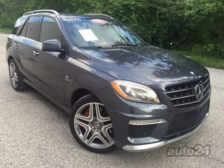 Mercedes-Benz ML 63 AMG ML63 AMG 3.5 V8