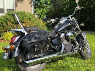 Honda Shadow 750 33kW