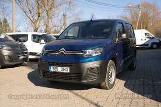 Citroen Berlingo Van L1 75 BlueHdi Pack Chantier 1.6 55kW