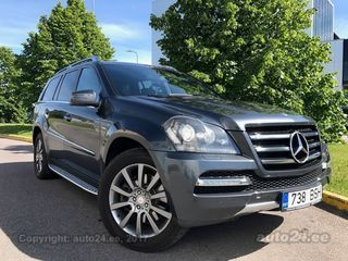 Mercedes-Benz GL 350 3.0 195kW