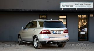 Mercedes-Benz ML 350 Bluetec 4Matic 3.0 V6 190kW