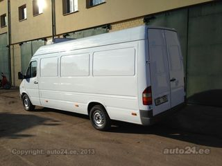 Mercedes-Benz Sprinter 312D Thermo king V-200 MAX 2 9 D 90kW