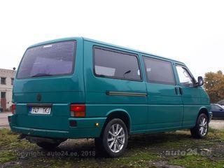 Volkswagen Transporter LONG 2.4 D 57kW