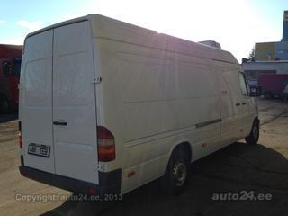 mototehnika ee - Mercedes-Benz Sprinter 312D Thermo king V
