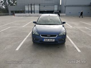 Ford Focus 1.6 85kW