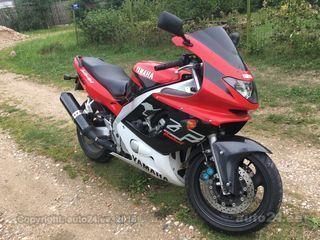 Yamaha YZF 600 R Thundercat 4TV/4WE/4WD 71kW