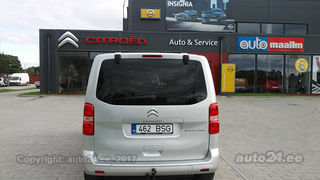Citroen Spacetourer 2.0 110kW