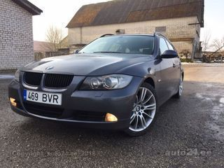 Bmw 320 Dynamic Advantage Package 20 R4 120kw Auto24lv