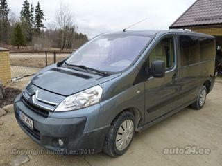 Citroen Jumpy Atlante 2.0 HDI 88kW