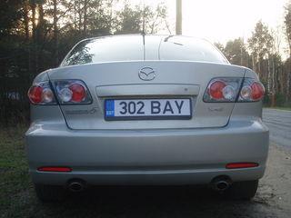 Mazda 6 GT 3.0 V6 170kW