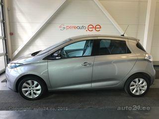 Renault Zoe Zen ZE 65kW