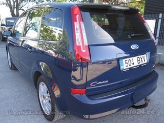 Ford Focus C-Max Facelift 2.0 100kW